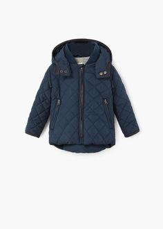 Coats for Clothing | MANGO Kids United Kingdom