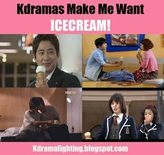 Yup!! Makes me scream for ice cream every time!!