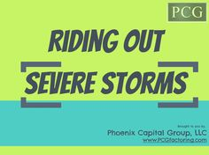 Phoenix Capital Group has compiled 6 safety tips to help truck drivers ride out the storms.