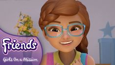 Friends: Girls on a Mission Lego Friends, Friends Girls, Lego Girls, Lego Batman Movie, Lego Marvel Super Heroes, Lego Dc, Daddys Girl, Stop Motion, Quality Time