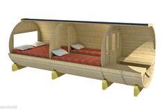 Camping & Glamping Barrel / Pod / Cabin / Studio - Campsite / Garden / Outdoors