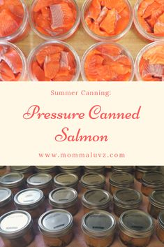 Ever wondered how to can you own salmon? Come learn with me as I walk you through pressure canning fresh sockeye that you will love Pressure Canning Recipes, Home Canning Recipes, Canning Tips, Canning Pressure Cooker, Pressure Cooking, Canned Meat, Canned Food Storage, Canned Salmon Recipes, Fish Recipes