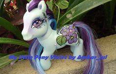 My little pony custom Violet by AmbarJulieta.deviantart.com on @deviantART