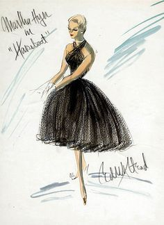 Dirty Fabulous: Edith Head the Grand Dame of Costume Designing