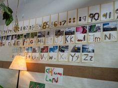 Oh Miss Donna!: Visiting Reggio Inspired K &1 Class! (Pictures - Part 1)