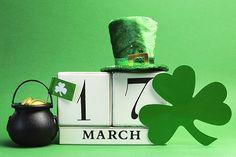 ¡Hoy es Saint Patrick's Day! Tenemos las mejores curiosidades de esta celebración tan grande!!
