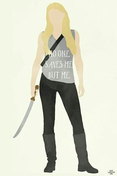 No one saves me but me-Emma OUAT
