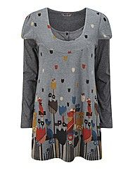 Joe Browns Funky Knitted Tunic | Simply Be I want I want I want