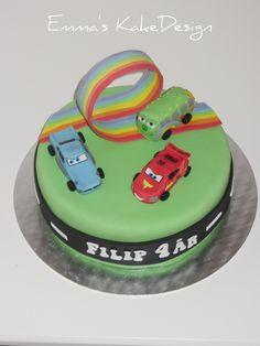 Emmas KakeDesign: Biler kake