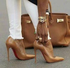 Fashion, style, shoes