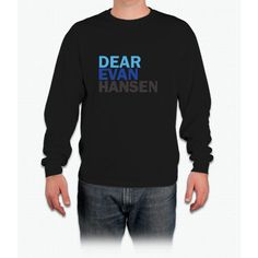 Dear Evan Hansen Long Sleeve T-Shirt