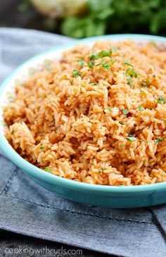 Once you try this Instant Pot Spanish Rice, you will never make it on the stove again! It's easy to prepare and makes the perfect side dish on Mexican night