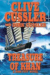 Clive Cussler-Treasure of Khan  $3.99