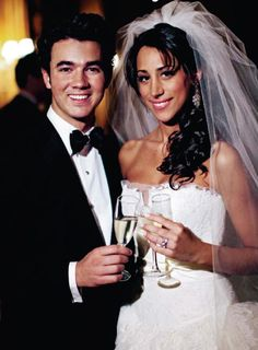 Kevin Jonas and Danielle Deleasa married in 2009                                                                                                                                                                                 More