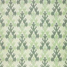 Lee Jofa fabric by designer Kelly Wearstler called Bengal Bazaar - Jade