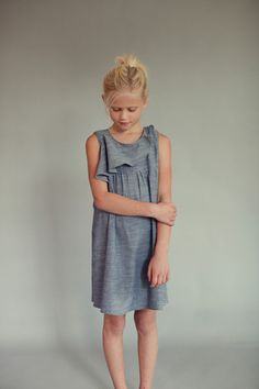 Ethereal Dress & Blouse - Figgy's- perfect for my 9 year old