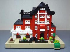 Lego Townhouse | Josef Weishaupt | Flickr