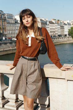 The Blonde Salad, Casual Outfits, Cute Outfits, Fashion Outfits, Fashion Pants, Fall Fashion Trends, Autumn Fashion, Retro Fashion, Vintage Fashion