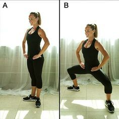 Here it is: The best thinner legs workout. Sculpt lean legs, thin thighs, and a tight butt; great inner thigh workouts.
