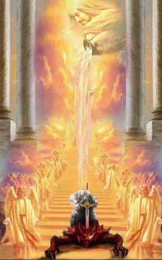 Jesus Drawings, Jesus Artwork, Christian Warrior, Pictures Of Jesus Christ, Jesus Painting, Templer, Jesus Is Coming, Prophetic Art, Biblical Art