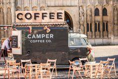 Camper Coffee Co. ........... Thursday 21st November - Thursday 19th December 2013