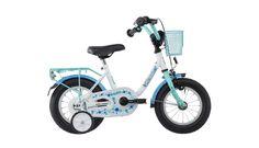 Vermont Girly - Vélo enfant 12 pouces - bleu - 90€