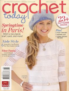 REVISTAS DE MANUALIDADES GRATIS: Crochet Today!