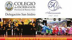 Misa criolla y ballet folclórico en San Isidro