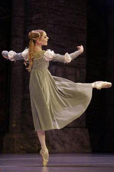 Romeo and Juliet. Sarah Lamb as Juliet.