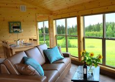 Usually the tiny house comes first and then the community. However, at Whispering Springs in Northumberland, Ontario in Canada the community came first. Whispering Springs is a glamping getaway that features safari tents, treehouses and some beautiful park models. Their 540 square foot Whisper Cabin is now available for sale to anyone who loves park …