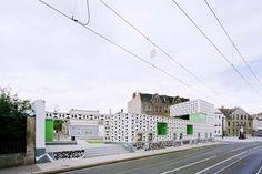 Gallery of Open Air Library / KARO Architekten - 3