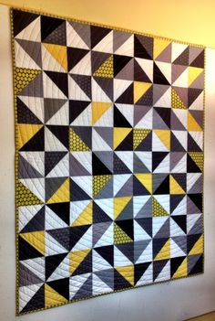 I found this amazing quilt by Candace D. at the AccuQuilt Quilter's Spotlight. See Show-and-Tell from other quilters or share your favorite. #accuquilt
