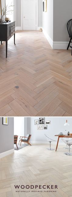 Take a closer look with free samples to discover your perfect wood floor. Order from our website and we'll send them in the post. Hall Flooring, Timber Flooring, Parquet Flooring, Kitchen Flooring, Herringbone Wood Floor, Interior Design Presentation, House Goals, Victorian Homes, Home Decor Inspiration