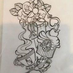 Alice In Wonderland Tattoo Tattoos Wonderland Tattoo Tattoos