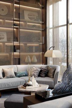 Home Interior Design Living Room Inspiration, Interior Design Inspiration, Decor Interior Design, Furniture Design, Design Ideas, Residential Interior Design, Wooden Furniture, Interior Ideas, Outdoor Furniture