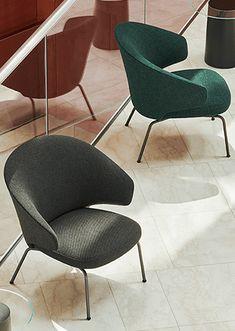 Sebastian Herkner, Fritz Hansen, Everyday Objects, Interior Styling, Upholstery, Dining Chairs, Sweet Home, Lounge, House Design