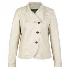 Ladies-leather-jacket-cream-Flo