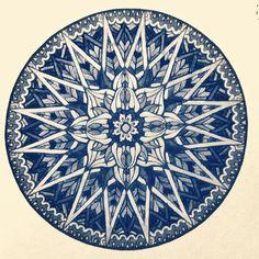 Mandala Designs, mentalexotica: Mono-dala