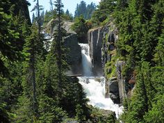 Rainbow Lake Trail near Whistler | British Columbia, Canada