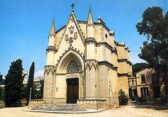 Church in Canet de Mar