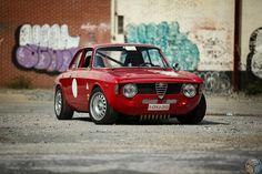 Alfa Romeo Giulia GT Junior //