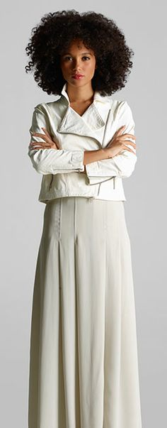 EILEEN FISHER: the fisher project, MAYBE AT THE ROBERTSON ST STORE!!!  I WANT THIS SKIRT
