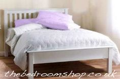 Shaker Bed Frame from