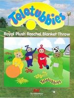 Teletubbies Royal Plush Blanket Throw http://mylinenworld.com/jennifermoore/