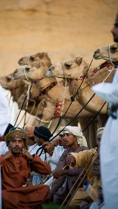 Omani faces by Oman Tourism, via Flickr