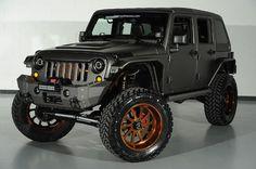 2014 Jeep Wrangler Unlimited NightHawk Dallas, Texas   Starwood Motors