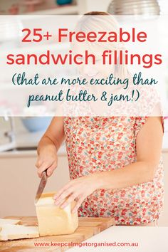 25+ sandwich fillings that freeze well                                                                                                                                                     More