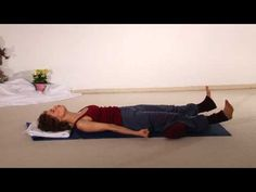 Progressive Muskelrelaxation (PMR) im Liegen - YouTube
