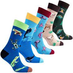 [ Socks n Socks-Mens Luxury Colorful Cotton Fun Novelty Dress Socks Gift Box ] # Shoes & Jewelry & Trouser Socks Mens Novelty Socks, Argyle Socks, Sock Animals, Wild Animals, Trendy Fashion, Trendy Style, Kids Socks, Dress Socks, Special Birthday