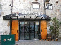 Jameson Distillery - Dublin, Ireland...I would love this so much